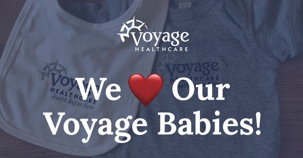 We Love Our Voyage Babies